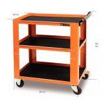 Werkzeugwagen C51 Orange