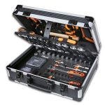 Werkzeugkoffer 163-teilig