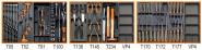 Werkzeugsortiment 5970A/AU21