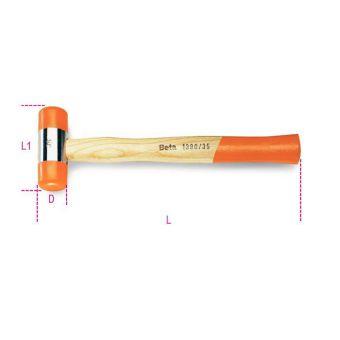 Kunststoffhammer 1390