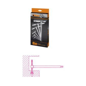 Stiftschlüsselsatz 951/S6