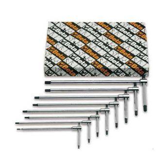 Stiftschlüsselsatz 951/S8