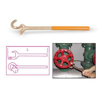 Schlüssel/Sicherheitsventile 966BA/V