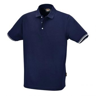 Polo-Shirt 7547BL L