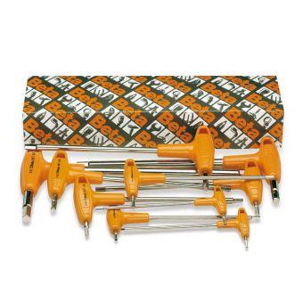 Stiftschlüsselsatz 96TAS/10